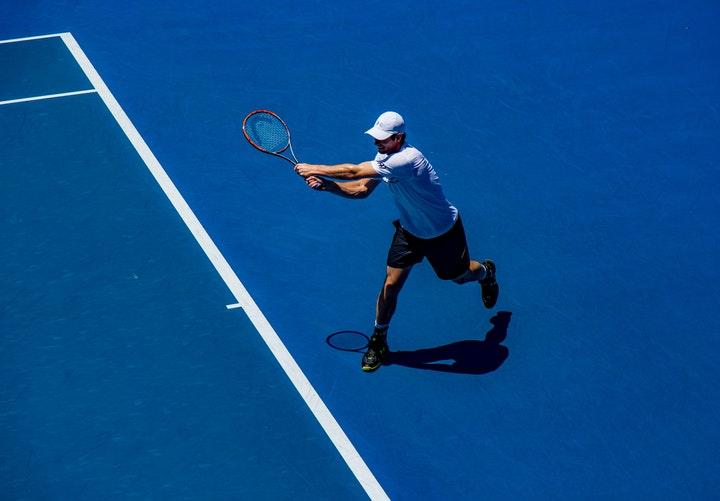 """Chiến thắng """"ngoạn mục"""" với những chiến thuật trong tennis"""