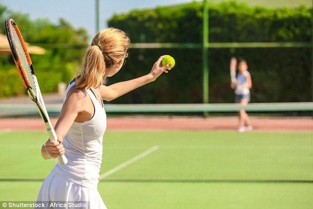 Muốn sống lâu hơn? Hãy chơi tennis