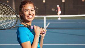 Chơi tennis tốt cho sức khỏe