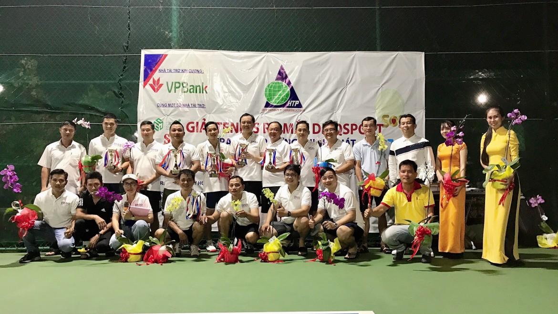 Giải Tennis Ra Mắt ĐMQ SPORT Tranh Cup Hưng Thịnh Phát