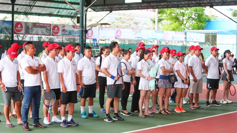 Danh sác các VĐV chính thức tham gia thi đấu giải Tennis mở rộng tranh cup Olympus Lần 1