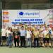 Khép lại giải quần vợt tranh cúp Olympus lần 1 thành công