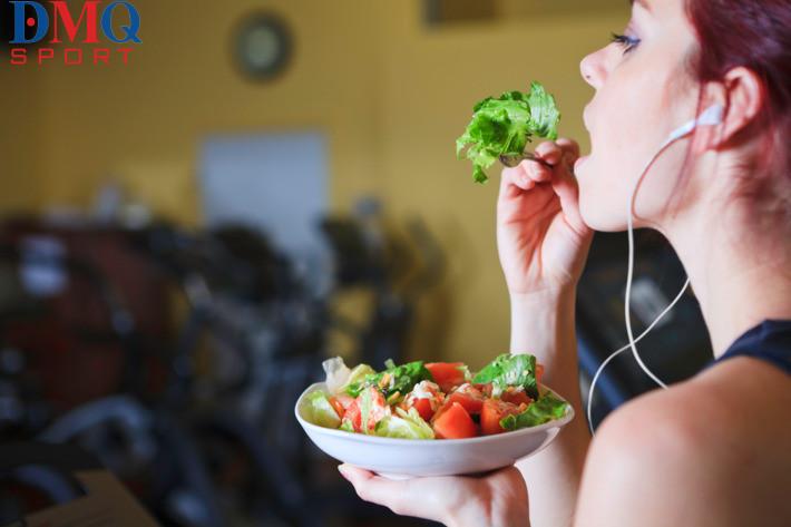 Tăng cơ, giảm mỡ của người tập gym, thể hình nhờ chế độ dinh dưỡng